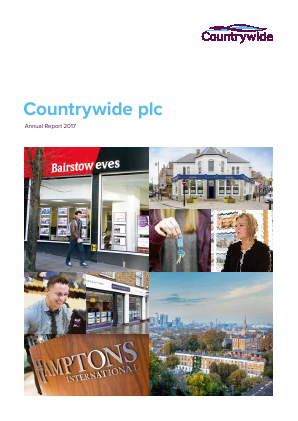 Countrywide Plc annual report 2017