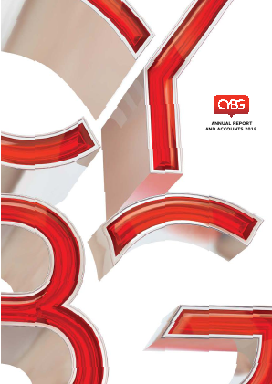 CYBG annual report 2018