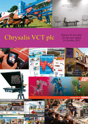 Chrysalis VCT annual report 2012