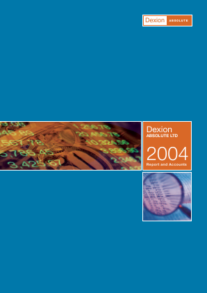 Dexion Absolute  (now Fidante Capital) annual report 2004