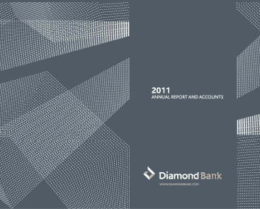 Diamond Bank annual report 2011
