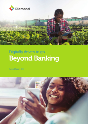 Diamond Bank annual report 2016