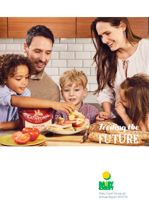 Dairy Crest Group annual report 2018