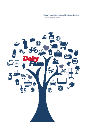 Dairy Farm International Holdings annual report 2011