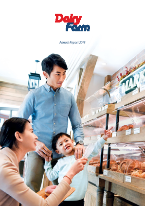 Dairy Farm International Holdings annual report 2018