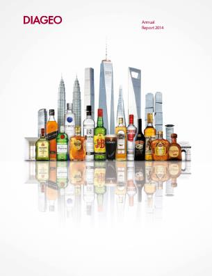 Diageo annual report 2014