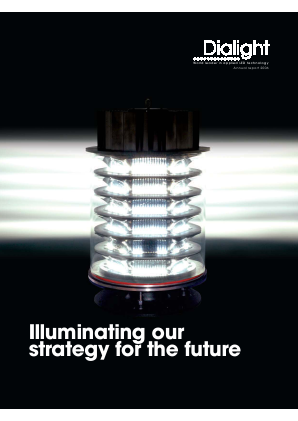 Dialight annual report 2006