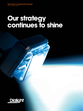 Dialight annual report 2007