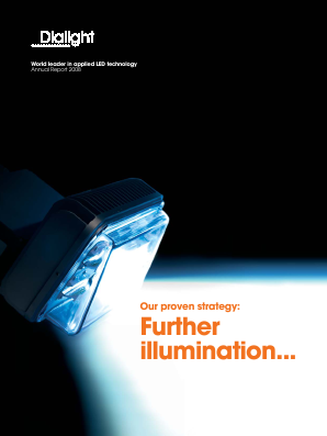 Dialight annual report 2008