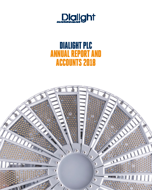 Dialight annual report 2018