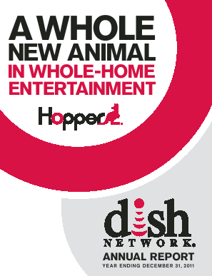 Dish Network Corporation annual report 2011