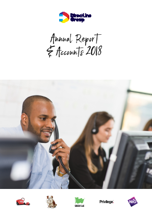 Direct Line Insurance Group Plc annual report 2018