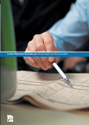 Derwent London Plc annual report 2002