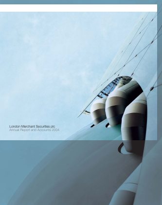 Derwent London Plc annual report 2004