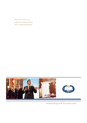 Dods(Group)plc annual report 2011