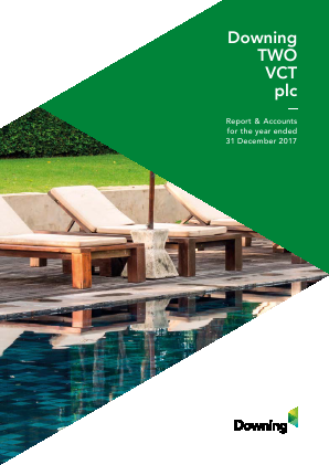Downing Two VCT Plc annual report 2017