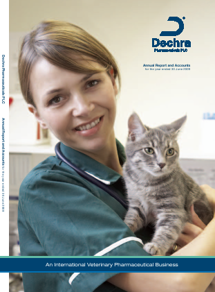 Dechra Pharmaceuticals annual report 2009