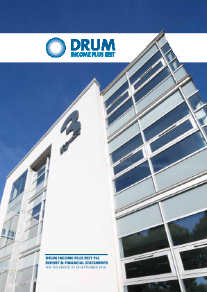 Drum Income Plus Reit Plc annual report 2016
