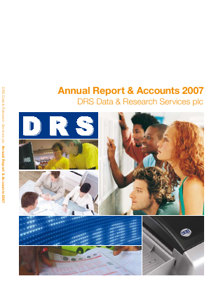 DRS Data & Research Services annual report 2007
