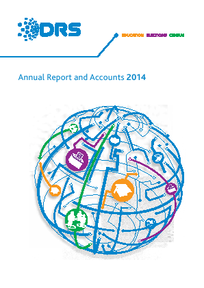 DRS Data & Research Services annual report 2014