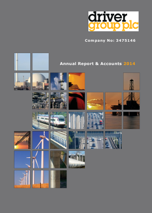 Driver Group annual report 2014
