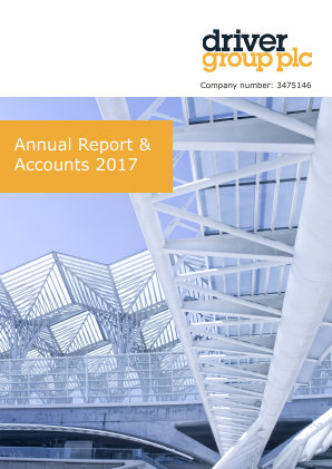 Driver Group annual report 2017