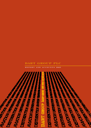 Dart Group Plc annual report 2005