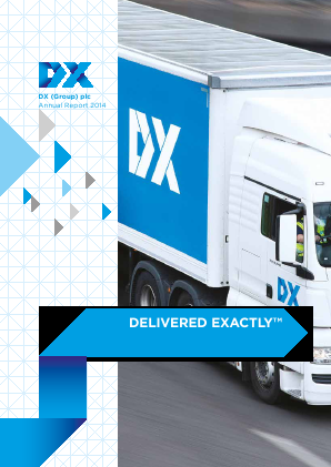 Dx Plc annual report 2014