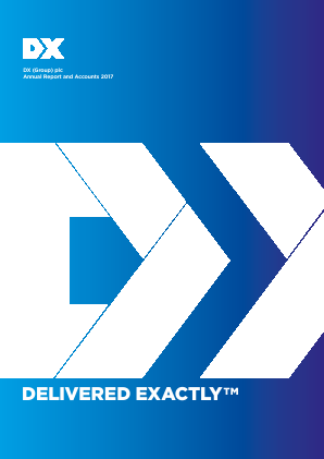 Dx Plc annual report 2017