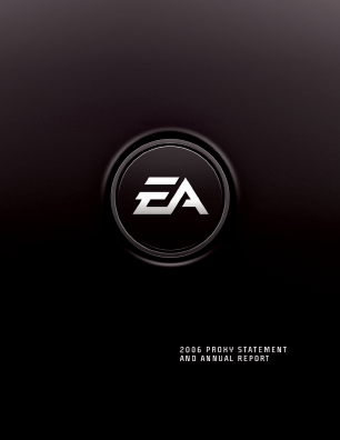 Electronic Arts Inc. annual report 2006