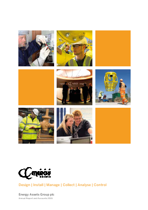 Energy Assets Group Plc annual report 2015