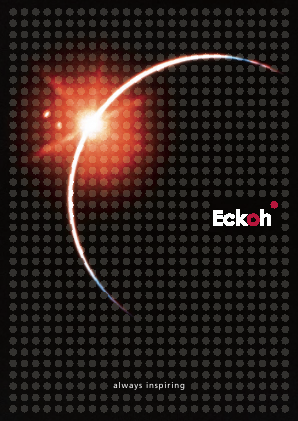 Eckoh Plc annual report 2009