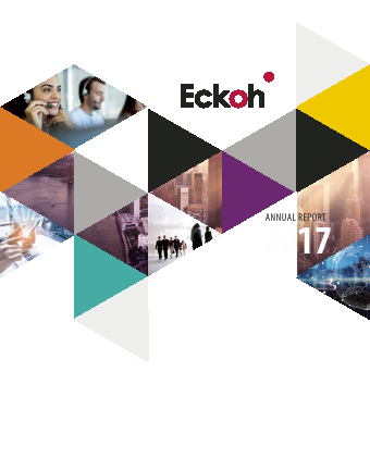Eckoh Plc annual report 2017