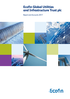 Ecofin Global Utilities and Infrastructure Trust plc (formally Ecofin Water & Power Opportunities) annual report 2017