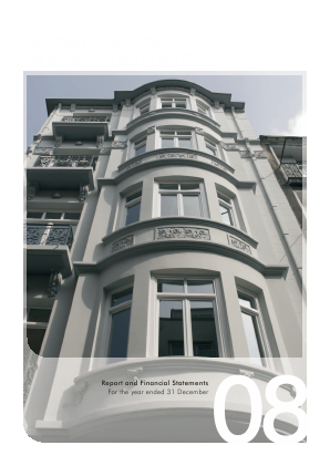 Eastern European Property Fund annual report 2008