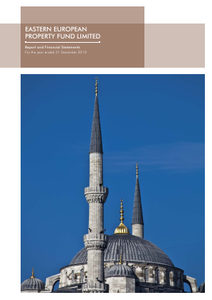 Eastern European Property Fund annual report 2010