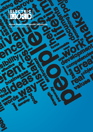 Electric Word annual report 2011
