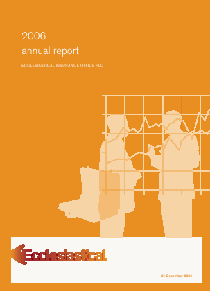 Ecclesiastical Insurance Office annual report 2006
