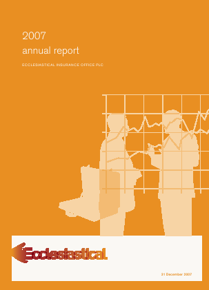 Ecclesiastical Insurance Office annual report 2007