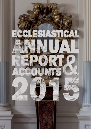 Ecclesiastical Insurance Office annual report 2015