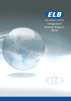 ELB Group annual report 2016