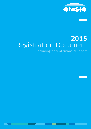 Engie annual report 2015