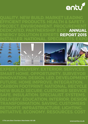 Entu (UK) annual report 2015