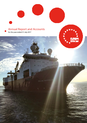 Europa Oil & Gas(Holdings) annual report 2017