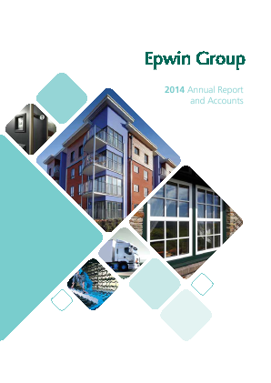 Epwin Group Plc annual report 2014