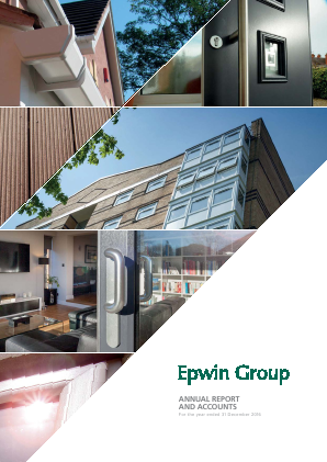 Epwin Group Plc annual report 2016