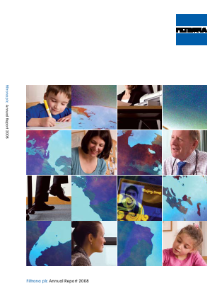 Essentra Plc annual report 2008