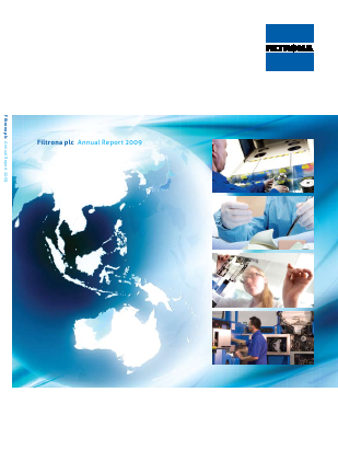 Essentra Plc annual report 2009