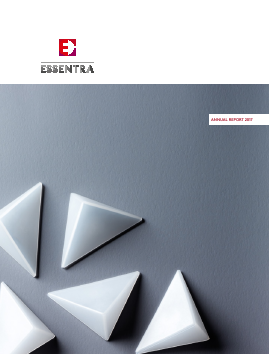 Essentra Plc annual report 2017