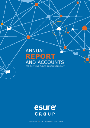 Esure Group Plc annual report 2017